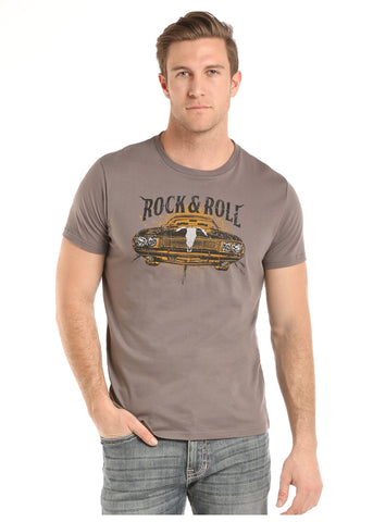 Rock and Roll Vintage Car - Bronco Western Supply Co.