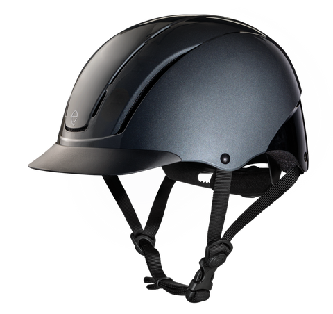 Spirit Black Duratech Helmet - Bronco Western Supply Co.