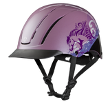 Spirit Pink Dreamscape Graphic Helmet - Bronco Western Supply Co.