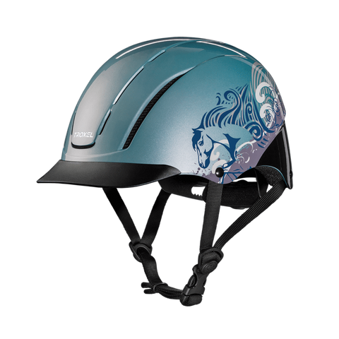 Spirit Sky Dreamscape Helmet - Bronco Western Supply Co.