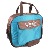 Basic Rope Bag - Teal/Chocolate - Bronco Western Supply Co.