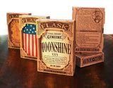 Old Glory Flask - Bronco Western Supply Co.