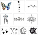 Free Spirit Pack - Temporary Tattoos - Bronco Western Supply Co.