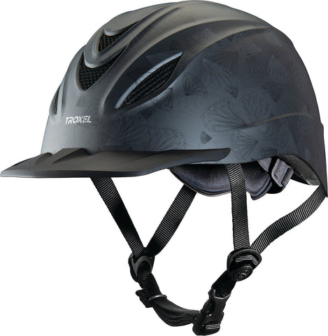 Intrepid Grey Petal Helmet - Bronco Western Supply Co.