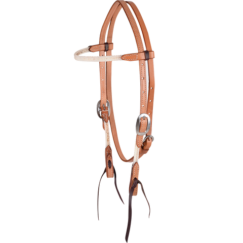 Rope Headstall - Bronco Western Supply Co.