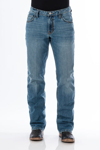 Men's Relaxed Fit Carter 2.0 Light Stonewash - Bronco Western Supply Co.