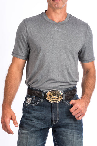 Men's Athletic Tee - Bronco Western Supply Co.