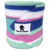 Classic Equine Polo Wraps (Solids & Patterns) - Bronco Western Supply Co.