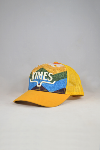 Hand Woven Trucker Kimes Ranch Hat - Bronco Western Supply Co.