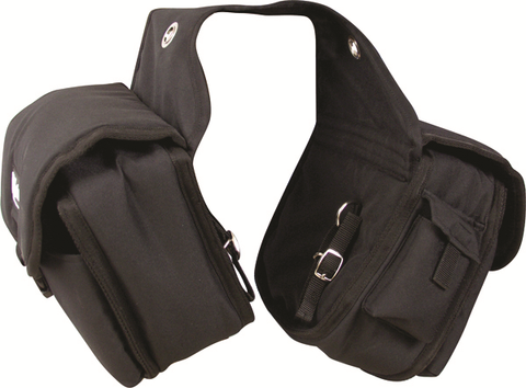 Medium Rear Saddle Bag - Bronco Western Supply Co.