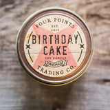 Smell A Memory Candles - Birthday Cake 4 oz. - Bronco Western Supply Co.