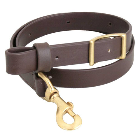 "1"" Deluxe Biothane Tie Down Strap - Bronco Western Supply Co."