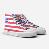 Angry Birds Evolution Captain Freedom High Top