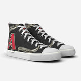 Arizona Diamondbacks Black Stitch High Top