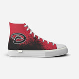 Arizona Diamondbacks In The Dirt High Top