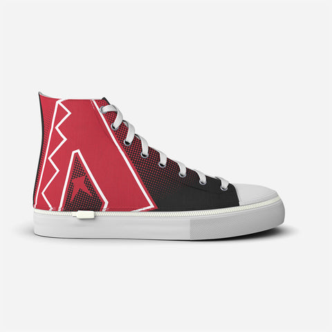 Arizona Diamondbacks Half-Tone High Top