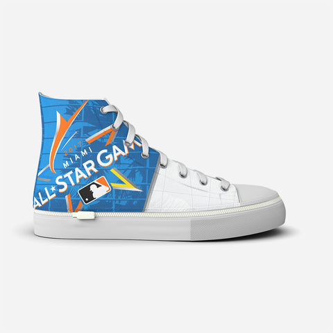 All Star Game - Design 2 - High Top