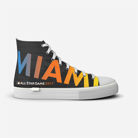 All Star Game - Design 1 - High Top