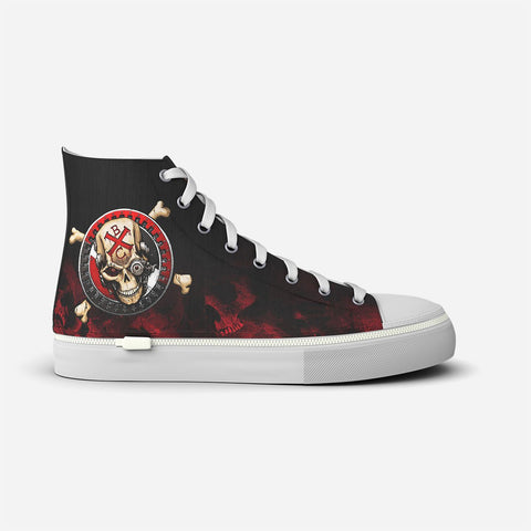 The Bolter and Chainsword Limited Edition High Top