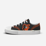 Baltimore Orioles Black Stitch Low Rise