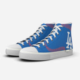 Los Angeles Dodgers Stitch High Top