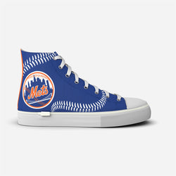New York Mets Stitch High Top