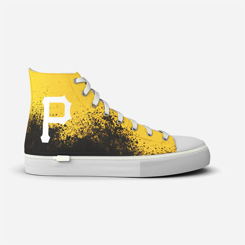 Pittsburgh Pirates In The Dirt High Top