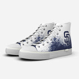San Diego Padres In The Dirt High Top