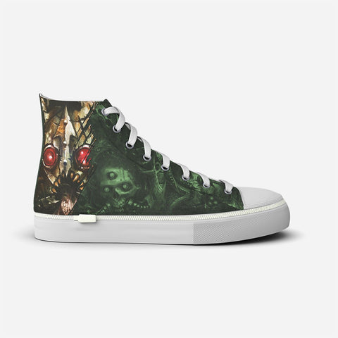 Warhammer 40,000 Deathguard High Top