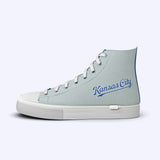 Kansas City Royals High Tops Alternate Design