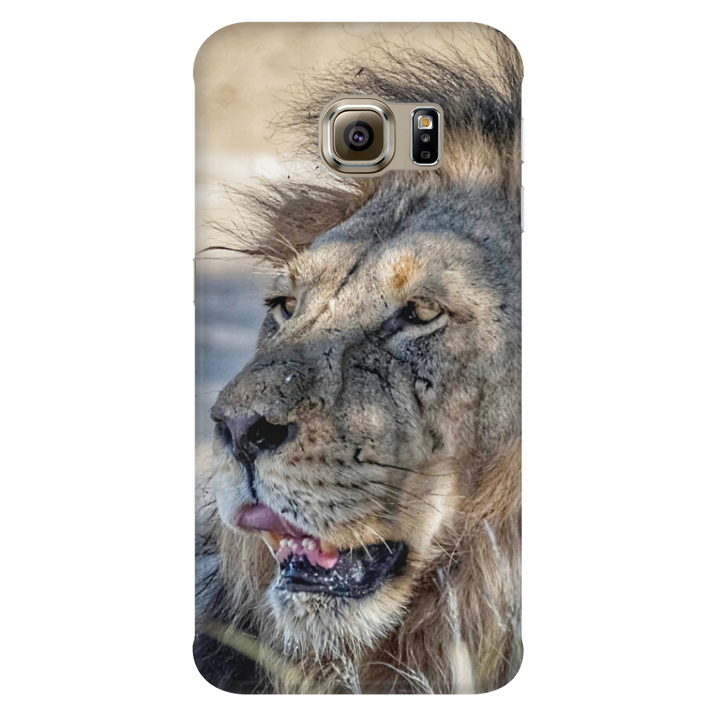 Exclusive Hunting Lion Phone Cover