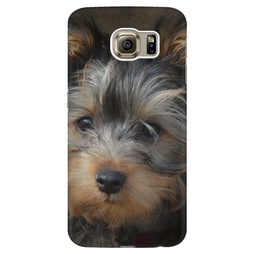 Exclusive Yorkie Phone Cover
