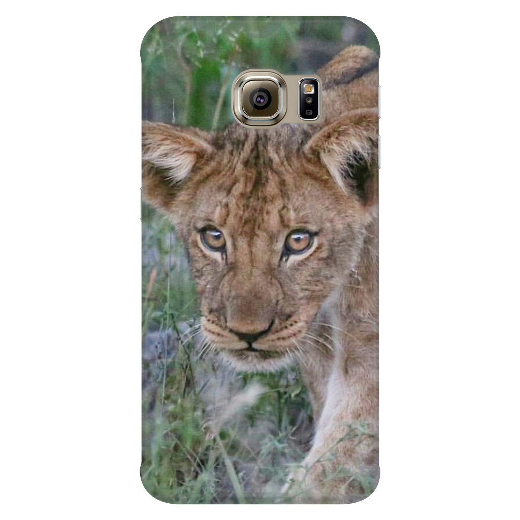 Exclusive Lion Cub Phone Cover