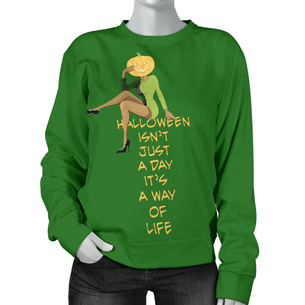 Women's Sweater Way of Life