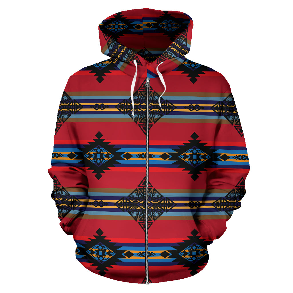 Plateau Ride Sokapi Zip-Up Hoodie