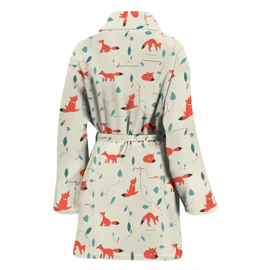 Fox Women's Bathrobe