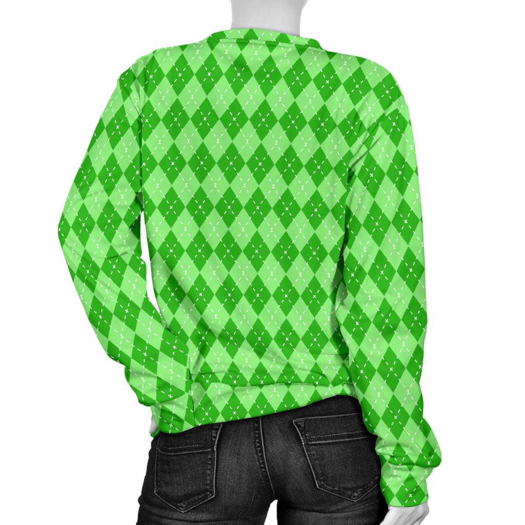 St Patricks Day Womens Sweater
