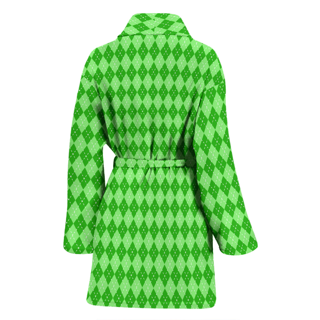 St Patricks Day Women's Bathrobe
