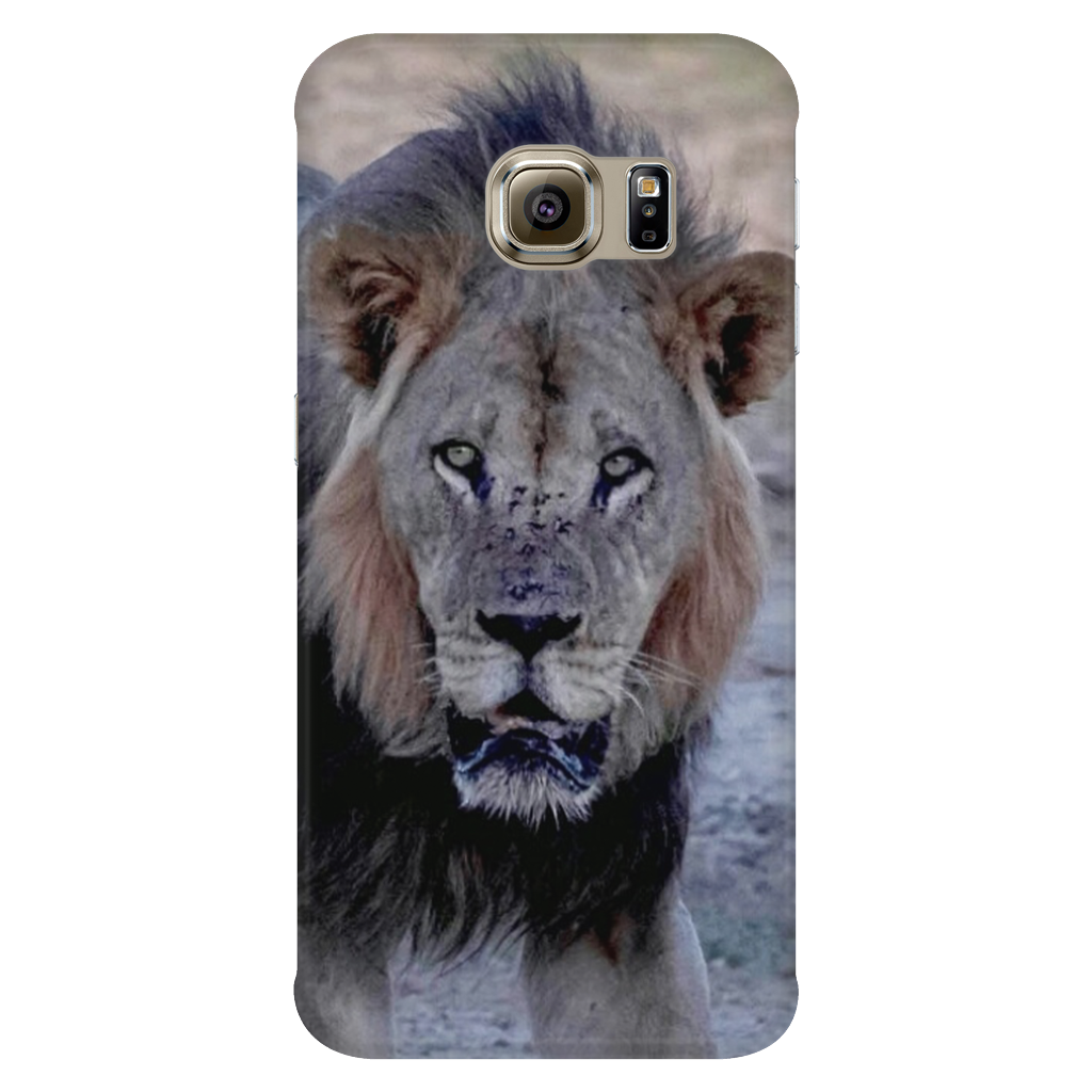 Exclusive Male Lion Phone Cover