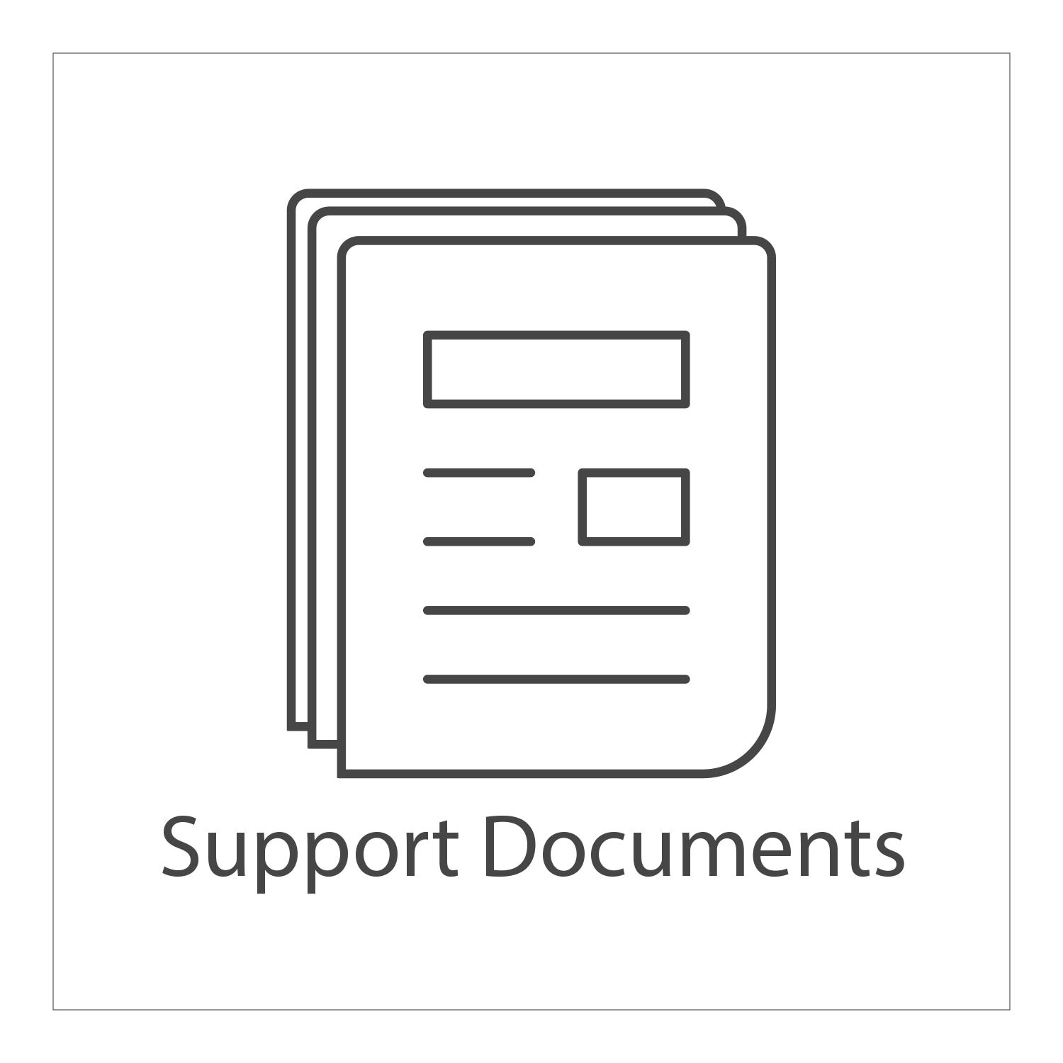 support documents
