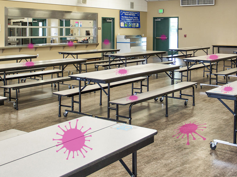 education, disinfection, and cleaning protocols