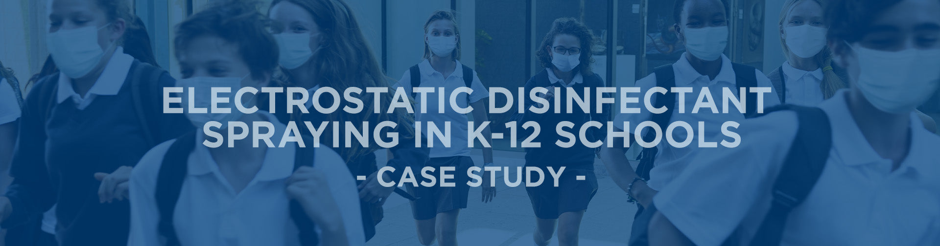 An evaluation of conventional cleaning and disinfection and electrostatic disinfectant spraying in K-12 schools