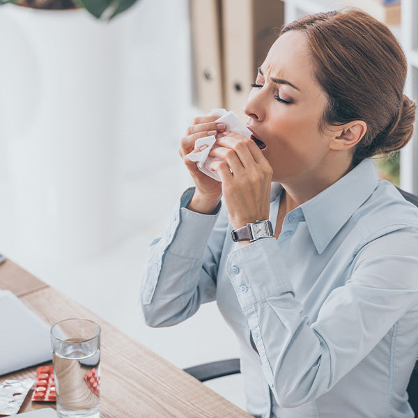 The economic cost of lost productivity due to viral illnesses
