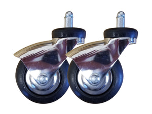 "3"" CASTER WHEELS (PAIR)"