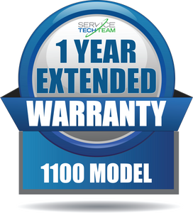 CLX-1100 One Year Extended Warranty