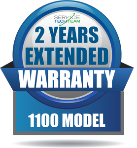 CLX-1100 Two Year Extended Warranty