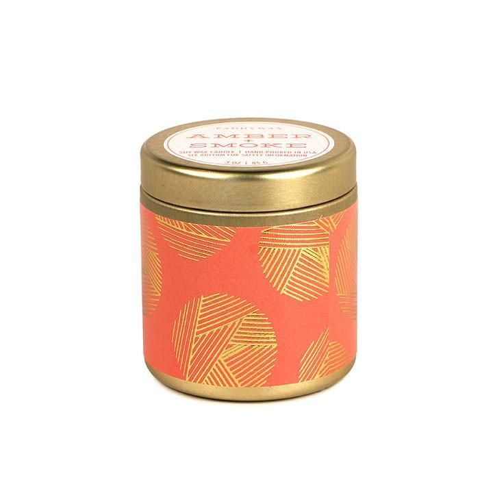 Kaleidoscope Candle - Amber + Smoke