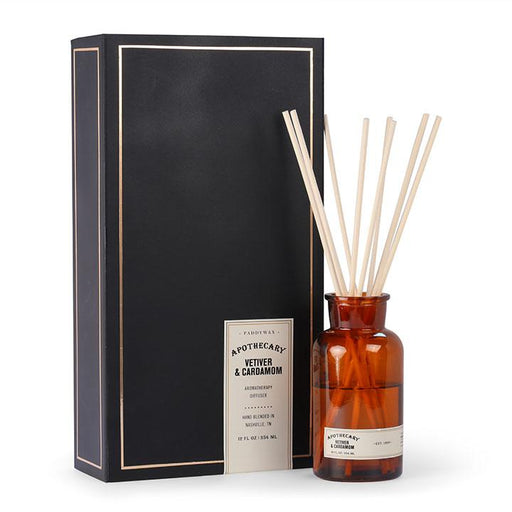Apothecary Diffuser - Vetiver & Cardamom