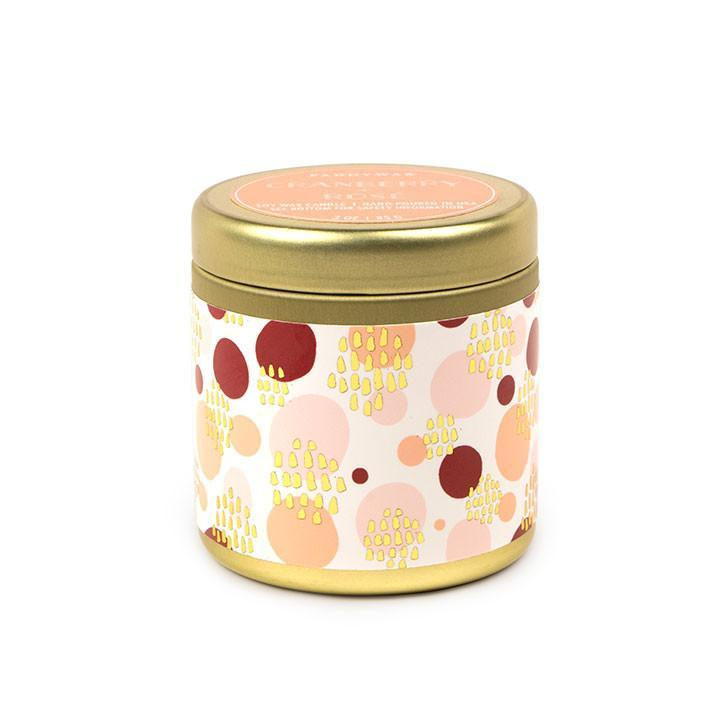 Kaleidoscope Candle - Cranberry + Rosé
