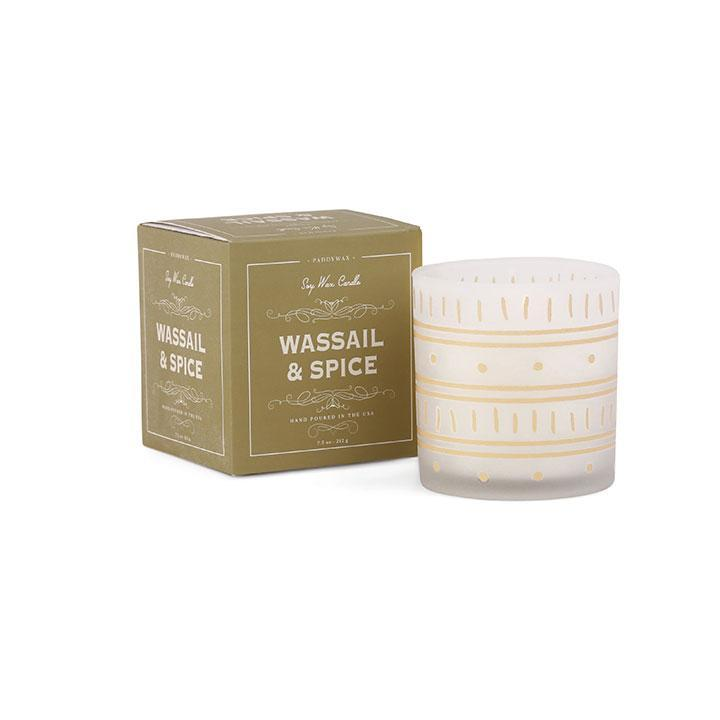 Glee Candle - Wassail & Spice